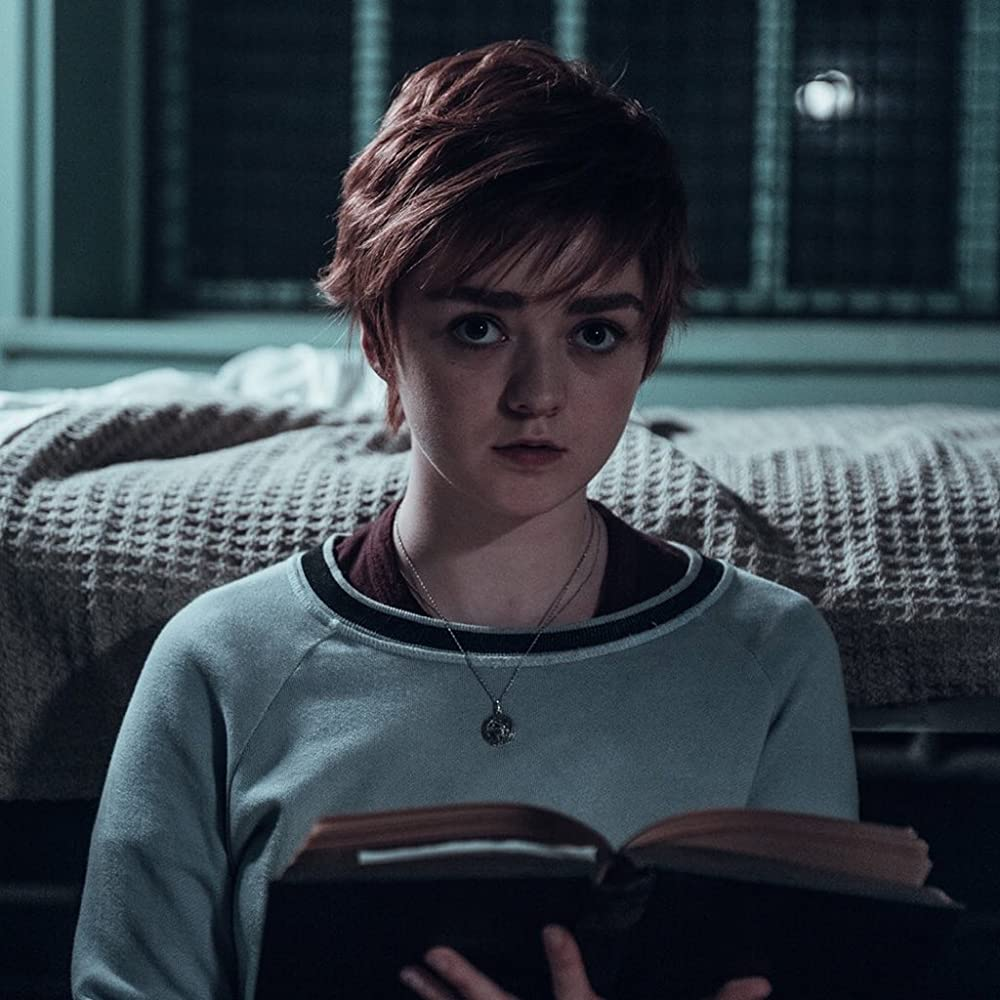 Maisie Williams som Rahne Sinclair alias Wolfsbane (Marvel/Fox)