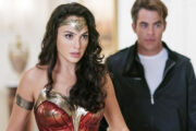 Gal Gadot og Chris Pine (SF Studios/DC Comics/Warner Bros.)