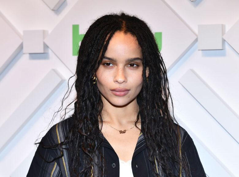 Zoë Kravitz på Hulu-event i New York i 2019 (Slaven Vlasic/Getty)