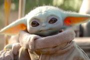 The Child fra The Mandalorian sesong 1 (LucasFilm/Disney+)