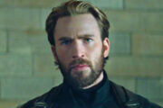 Chris Evans som Captain America (Marvel/Disney)