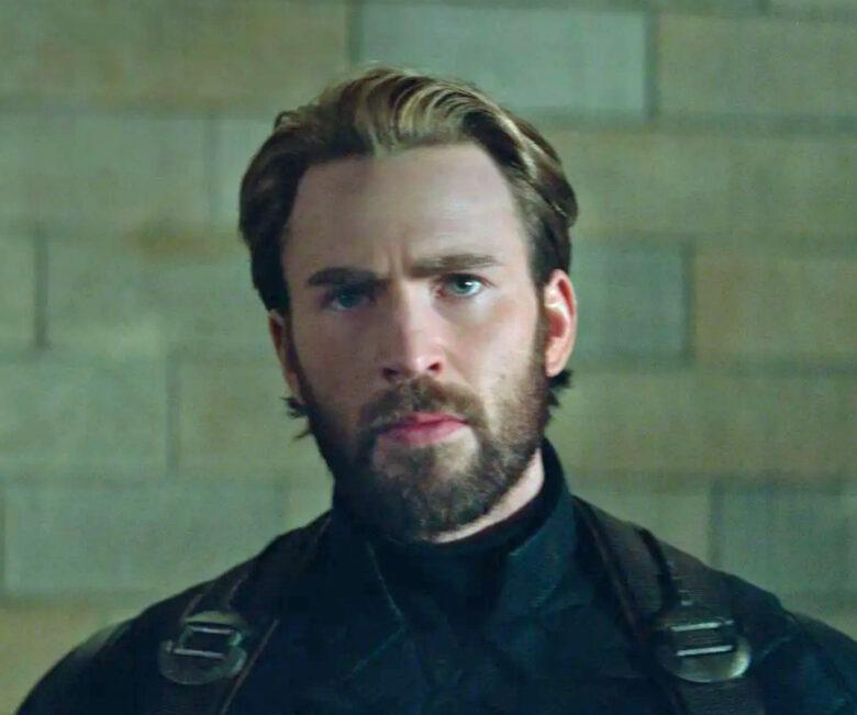 Chris Evans som Captain America (Marvel/Disney)
