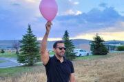 David Blane fikk heldigvis 51 ballonger til (Instagram/davidblaine)