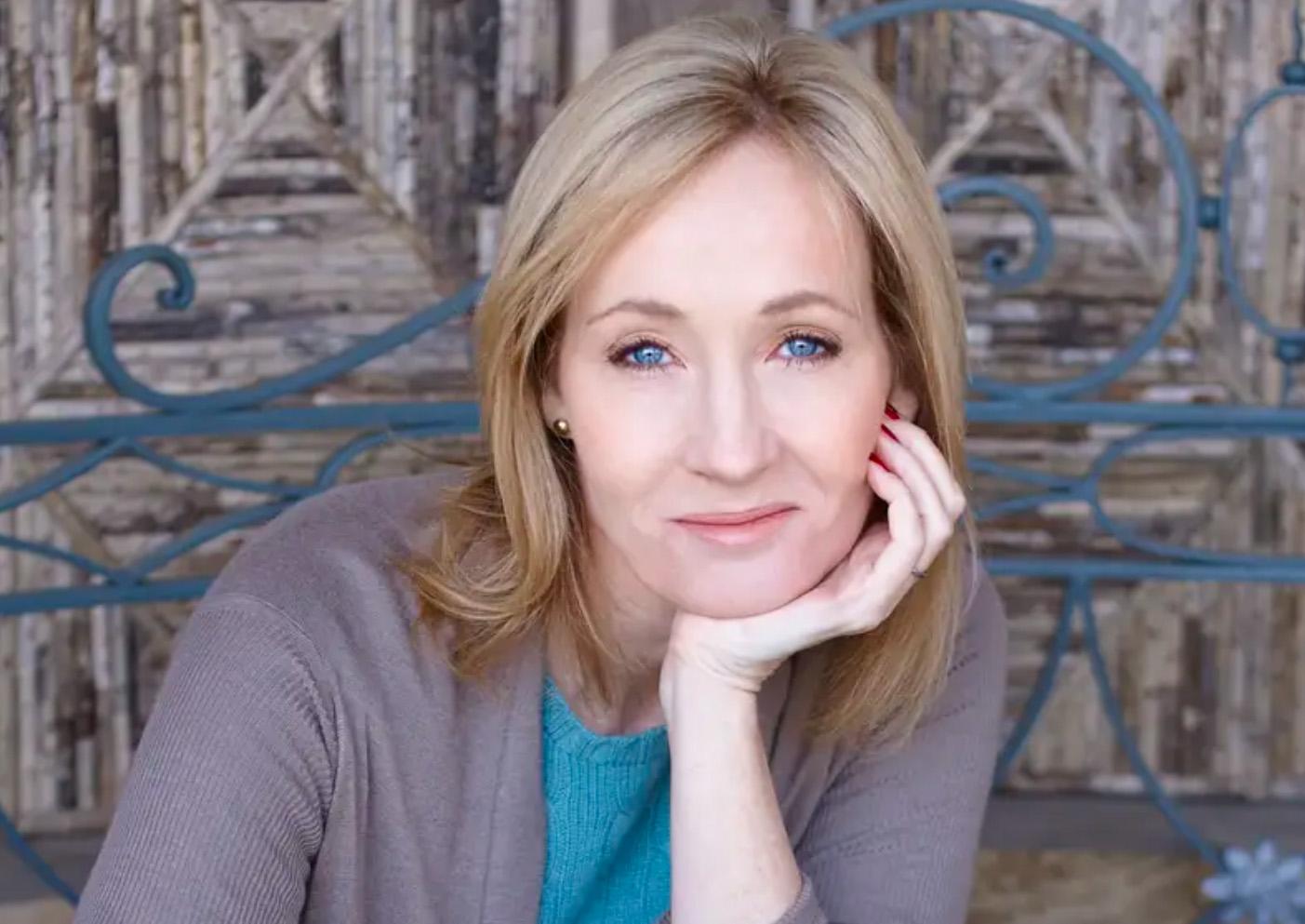 J.K. Rowling (Mulholland Books)