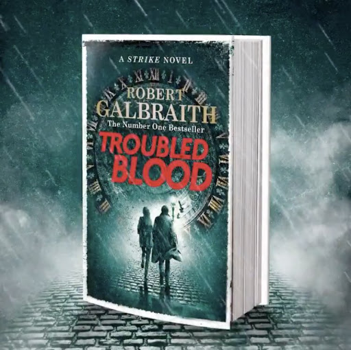 Troubled Blood Troubled Blood - A Cormoran Strike Novel (Mulholland Books)