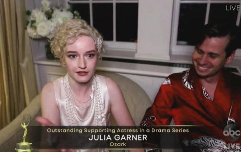Julia Garner (ABC)