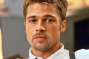 Brad Pitt som detektiv Mills i Seven (New Line Cinema/Warner Bros.)
