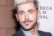 Zac Efron på premieren til Extremely Wicked, Shockingly Evil And Vile på Tribeca Film Festival i 2019 (Sam Aronov/Pacific Press/LightRocket/Getty)