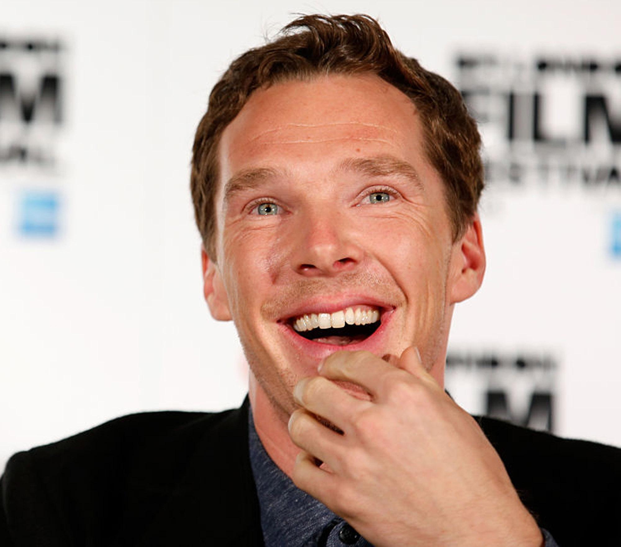 Benedict Cumberbatch (Tim P. Whitby/Getty)