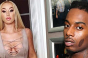 Iggy Azalea og Playboi Carti (Bad Dreams/Empire, Bennett Raglin/Getty)