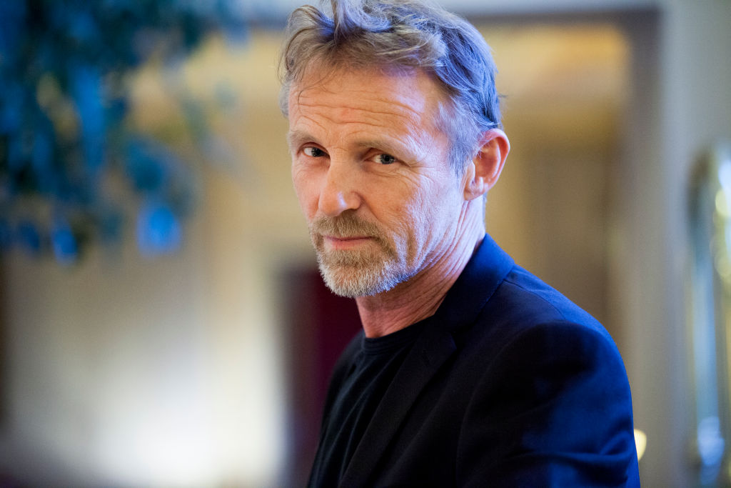 Jo Nesbø (Leonardo Cendamo/Getty)