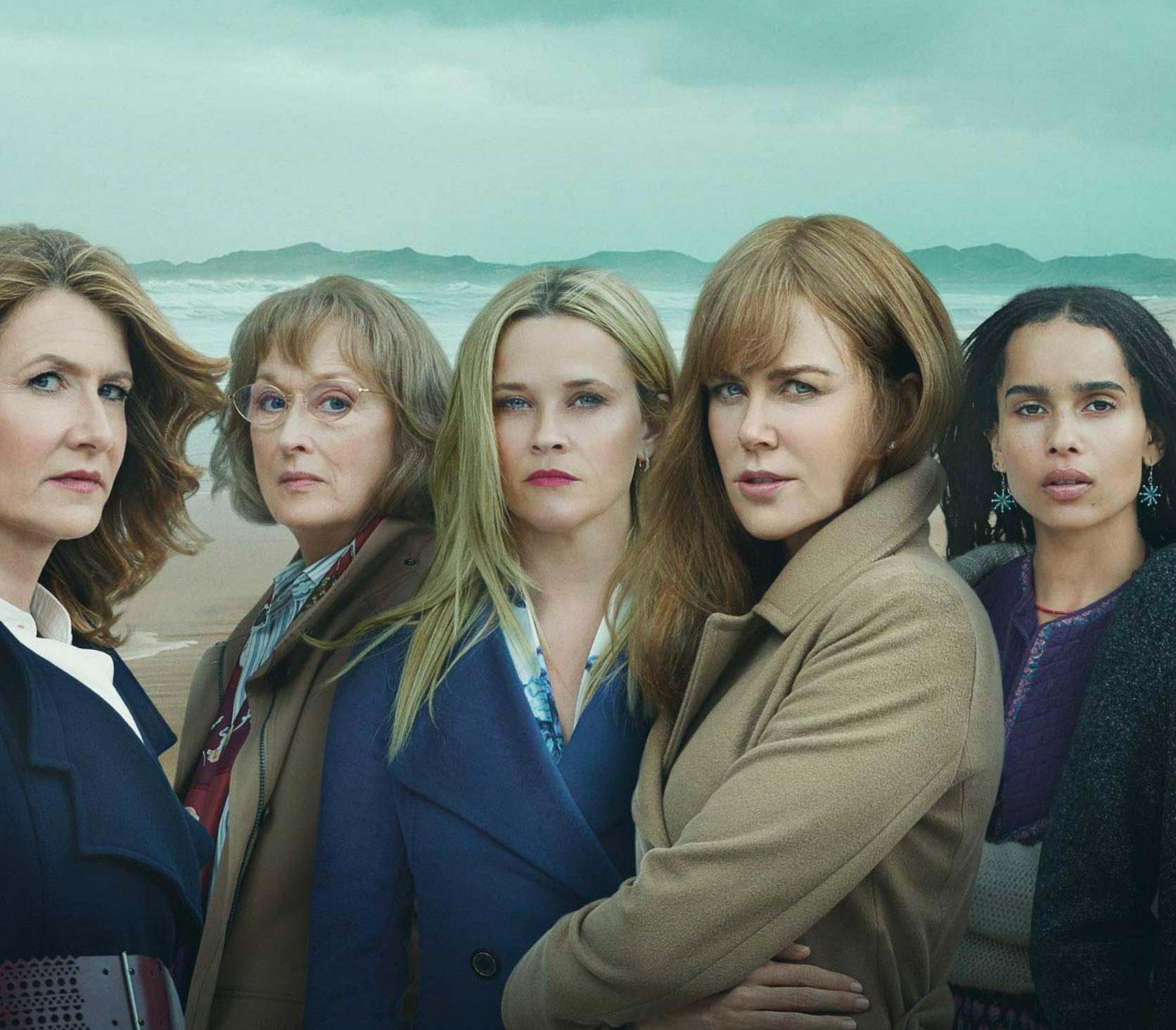 Big Little Lies sesong 3 er på vei (HBO)