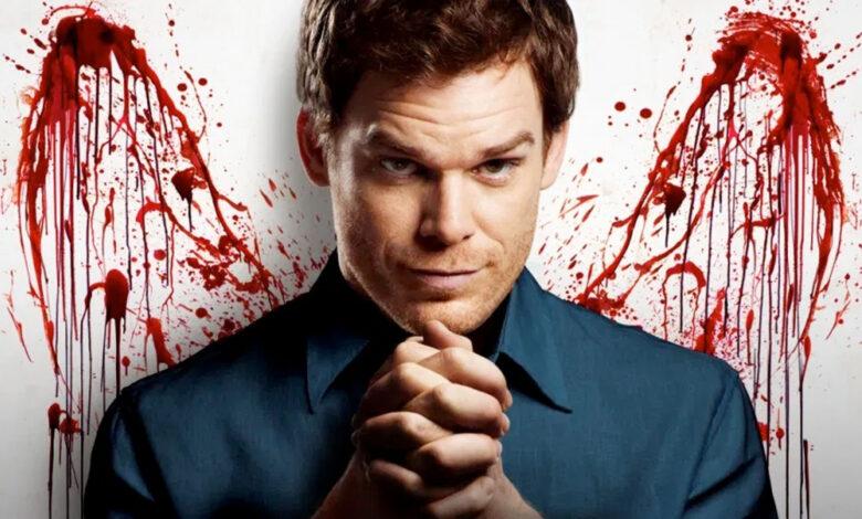 Dexter sesong 9 skjer (Showtime)