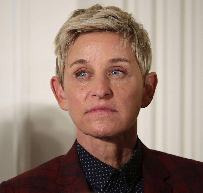 Ellen DeGeneres (Chip Somodevilla/Getty)