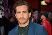 Jake Gyllenhaal på premieren til Spider-Man Far From Home i Hollywood i 2019 (Kevin Winter/Getty)