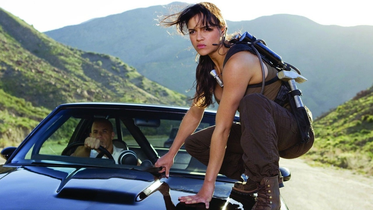 Michelle Rodriguez som Letty Ortiz (Universal Pictures)