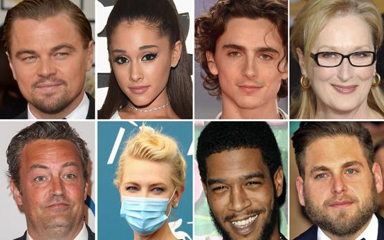 Netflix kliner til: Timothée Chalamet og Leonardo DiCaprio teamer blant annet opp med Meryl Streep og Ariana Grande i Netflix' Don't Look Up (Netflix)