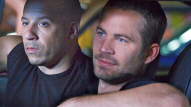 Paul Walker og Vin Diesel i Fast Five (Universal Pictures)