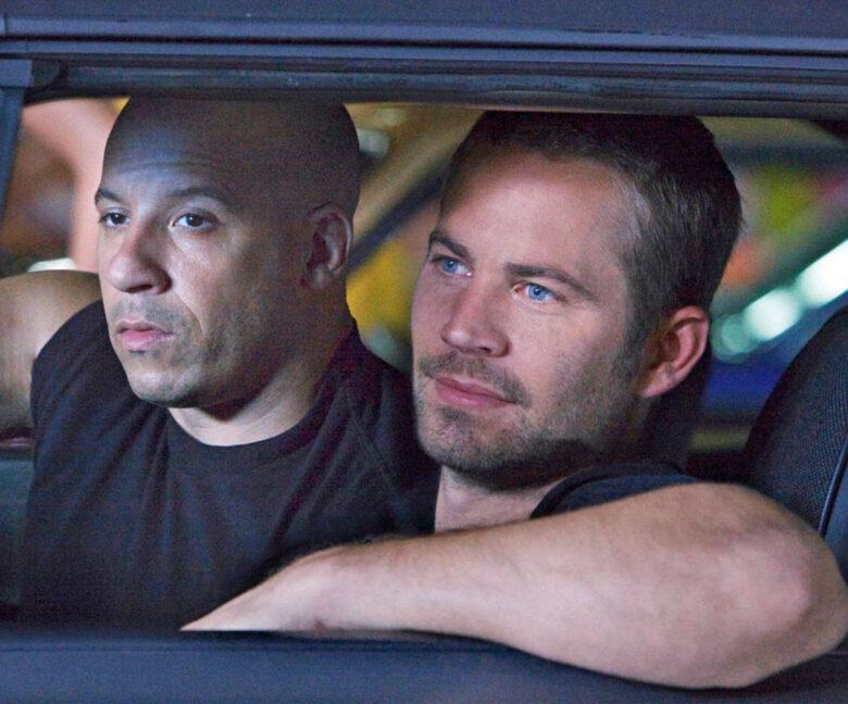 Paul Walker og Vin Diesel i Fast Five (Universal Pictures)