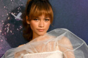 Zendaya på premieren til Euphoria i Los Angeles i 2019 (Kevin Winter/Getty)