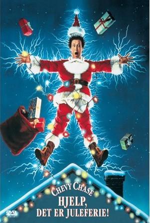 Filmplakaten til Hjelp, det er juleferie! (Warner Bros.)