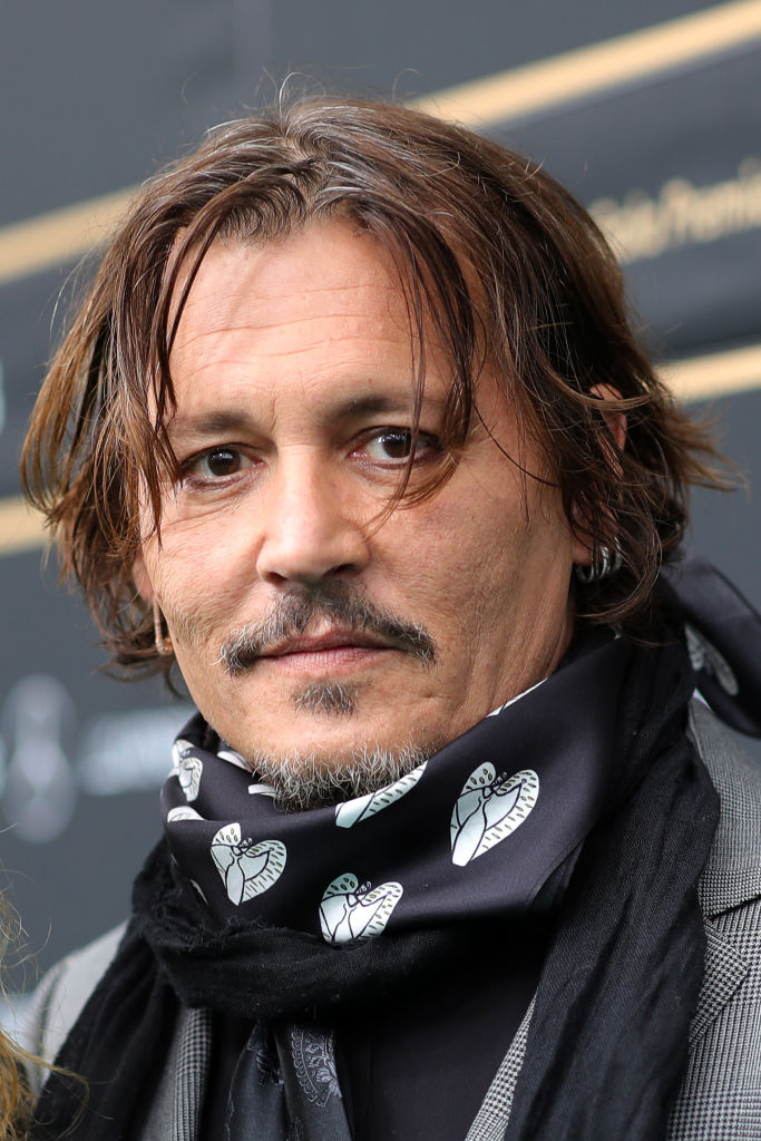 Johnny Depp på premieren til Crock of Gold: A few Rounds with Shane McGowan på Zurich Film Festival i Sveits i oktober 2020 (Andreas Rentz/Getty/ZFF)