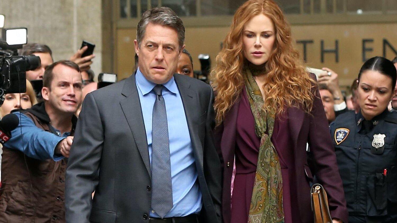 Hugh Grant og Nicole Kidman i The Undoing (HBO Max)