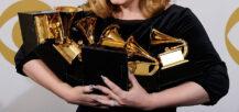 Grammy-bilde fra 2012 av Adele som gjorde det ganske greit (Kevork Djansezian/Getty Images)