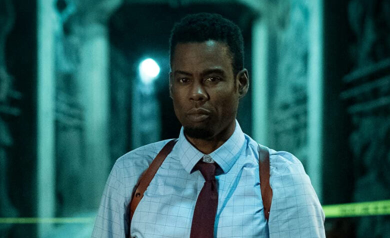 Spiral: From the Book of Saw med Chris Rock som detektiv Zeke Banks (Lionsgate)