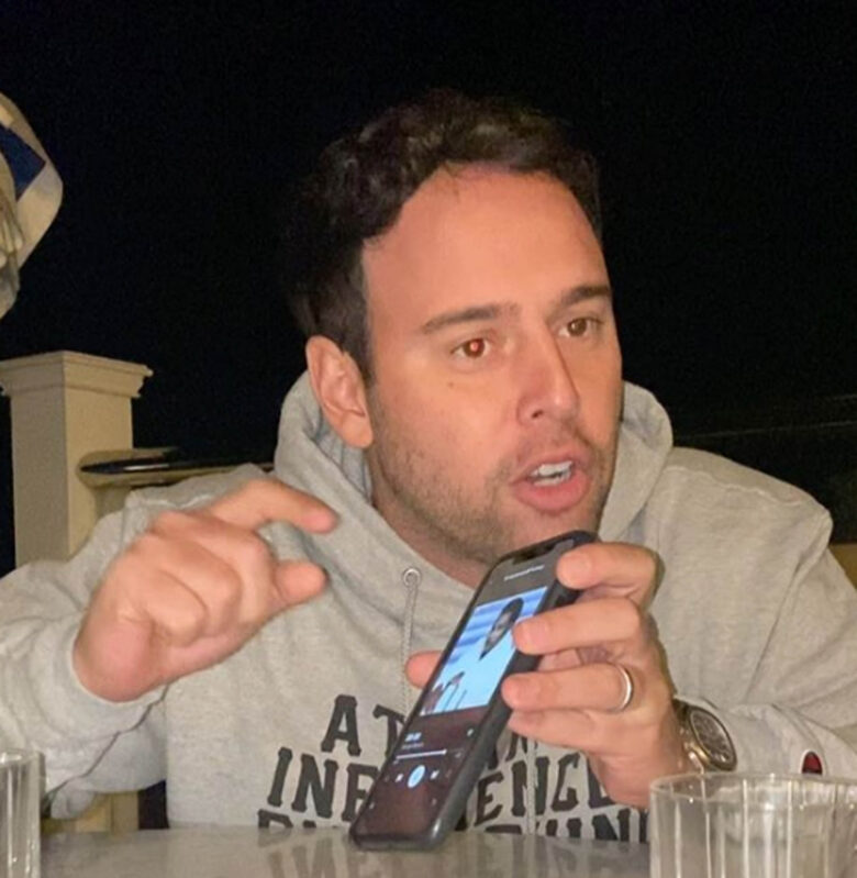 Scooter Braun (Instagram/scooterbraun)