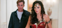 Chris Pine og Gal Gadot i Wonder Woman 1984 (SF Studios/Warner Bros.)