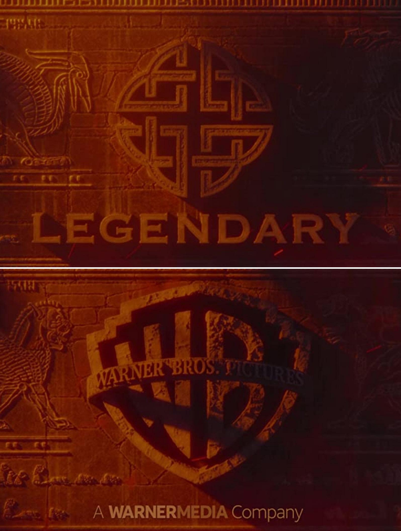 Legendary Entertainment vs. Warner Bros: Skjermbilde fra Godzilla: King of the Monsters fra 2019