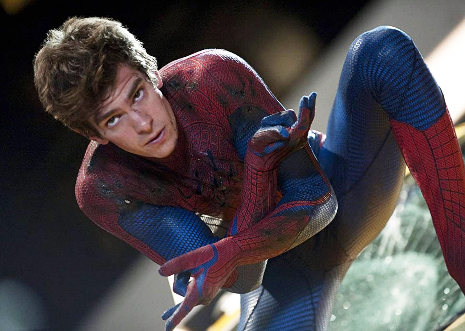 Vil Andrew Garfield dukke opp som Peter Parker igjen? (Marvel/Sony)