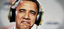 Barack røper sine bops (Twitter)