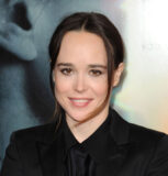 Ellen Page alias Elliot Page på premierefesten til Flatliners på Ace Hotel i Downtown Los Angeles i 2017 (Jason LaVeris/FilmMagic)