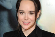 Ellen Page alias Elliot Page på premierefesten til Flatliners på Ace Hotel i Downtown Los Angeles i 2017 (Jason LaVeris/FilmMagic)