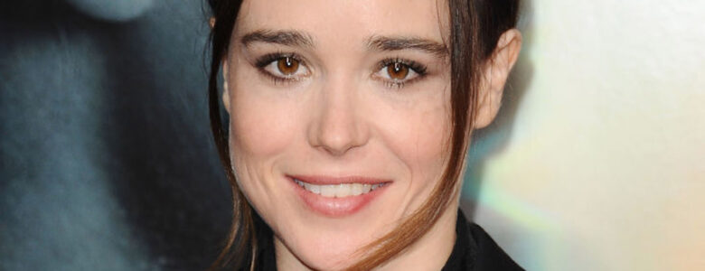Ellen Page alias Elliott Page på premierefesten til Flatliners på Ace Hotel i Downtown Los Angeles i 2017 (Jason LaVeris/FilmMagic)