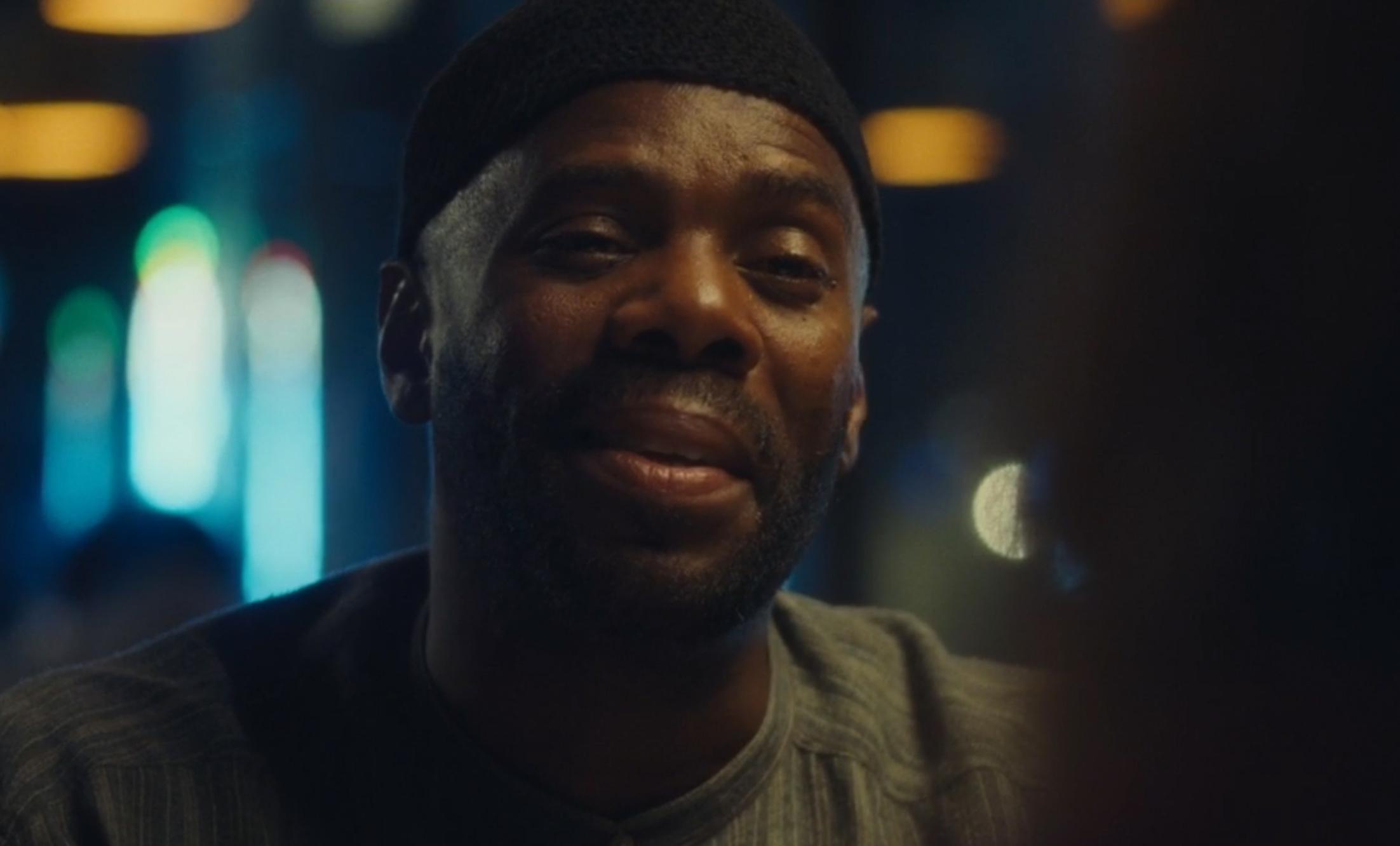 Colman Domingo som Ali (A24/HBO Max)