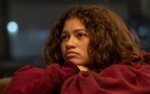 Emmy-vinner Zendaya som tenåringen Rue (A24/HBO Max)