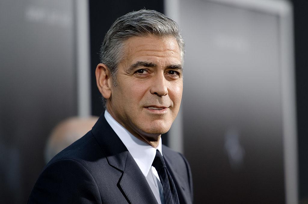 George Clooney (D. Dipasupil/FilmMagic)