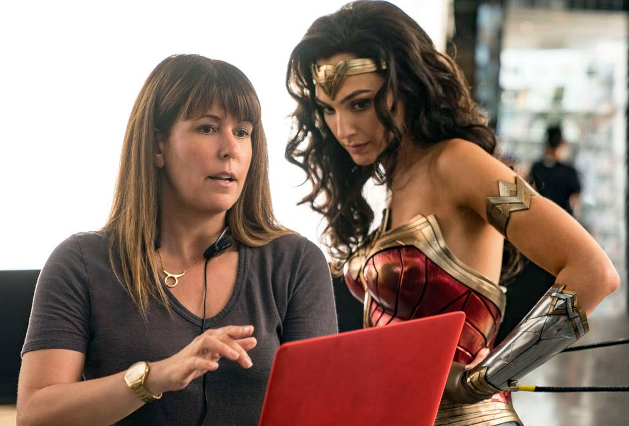 Patty Jenkins (Warner Bros.)