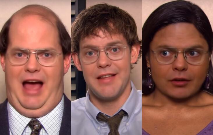 The Office i ny Dwight-drakt (Jesse Richards/NBC)