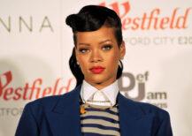 Rihanna (Dave M. Benett/WireImage)