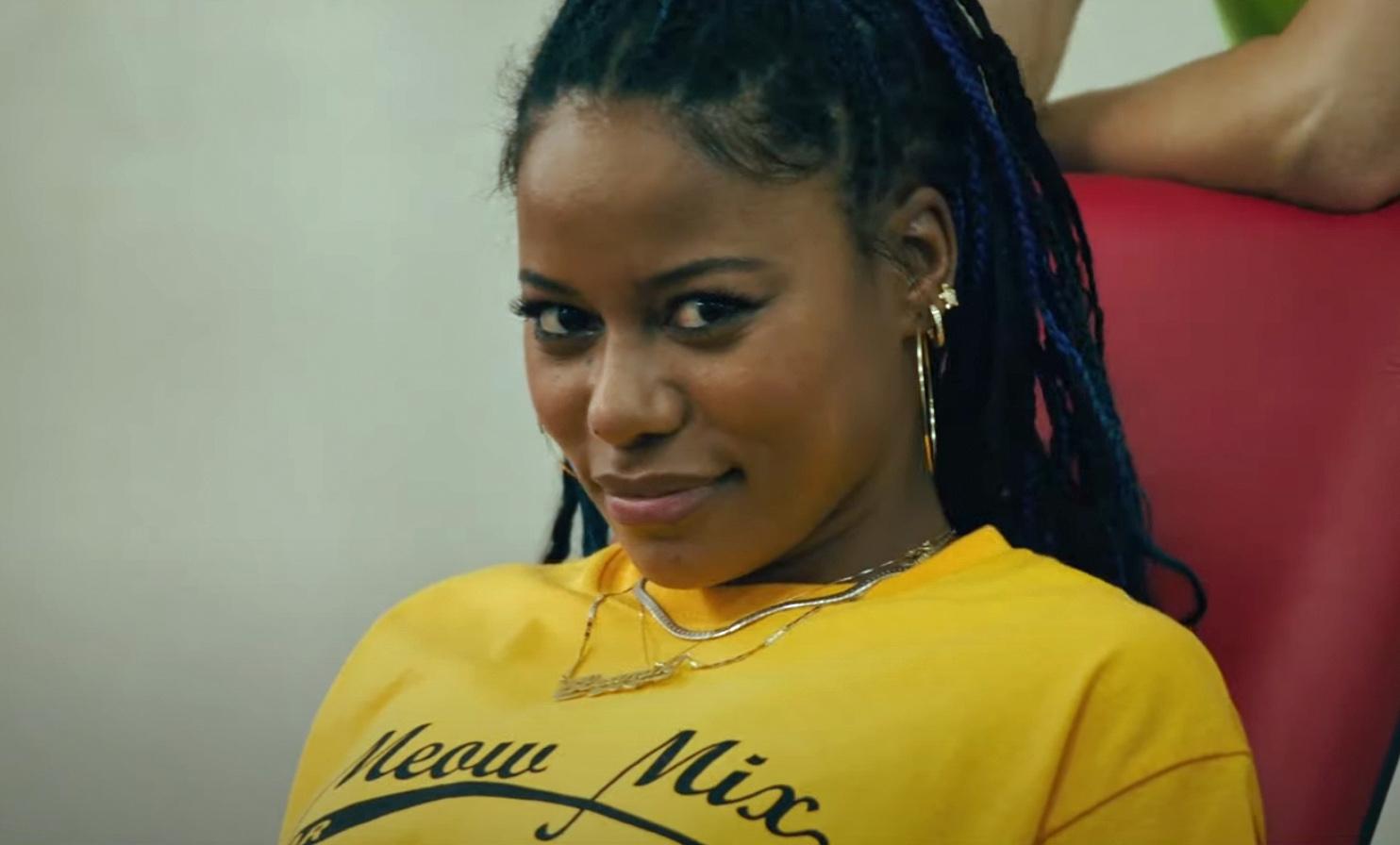Taylour Paige (Focus)