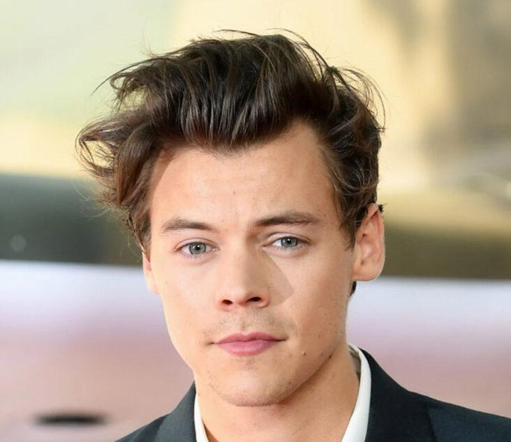 Harry Styles på premieren til Dunkirk, regissert av Christopher Nolan, i London i 2017 (Samir Hussein/WireImage)