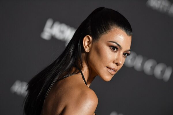 Kourtney Kardashian (Axelle/Bauer-Griffin/Getty)
