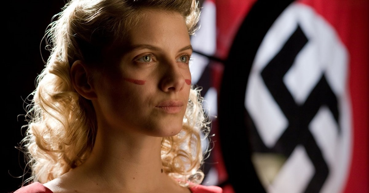 Throwback med Mélanie Laurent iInglourious Basterds (Universal Pictures)