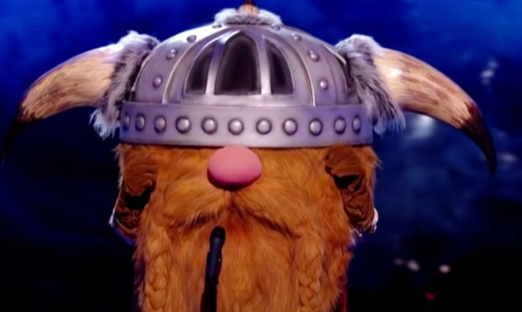 viking Morten Harket take on me masked singer uk maskorama aha