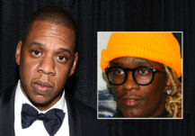 JAY-Z og Young Thug (Michael Buckner/WireImage, Jean Baptiste Lacroix/Getty)