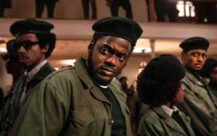 Daniel Kaluuya som Fred Hampton i Judas and the Black Messiah (Warner Bros.)